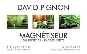 David PIGNON Salles d'Aude