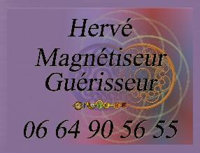 logo Hervé Magnétiseur