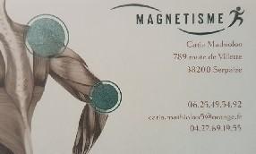 Magnétisme Curatif  &  Énergétique  Serpaize