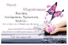 logo Muriel Magnétiseuse