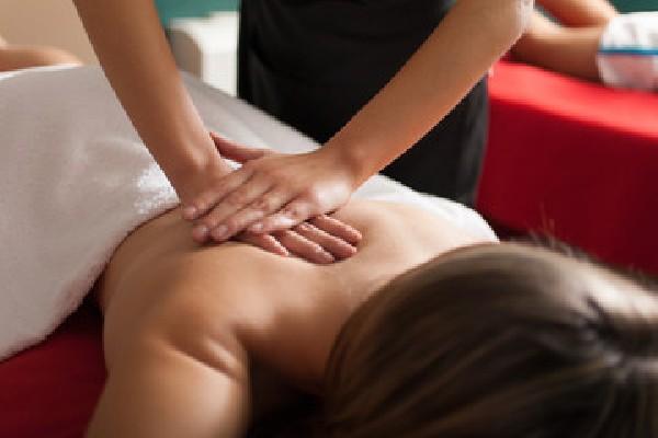 Massage intuitif du dos