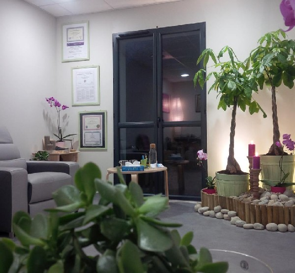 Un jardin intérieur pour vous recevoir et favoriser votre bien-être !